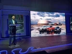Jaguar Land Rover cierra el año con récord de ventas y presentación de I-Pace