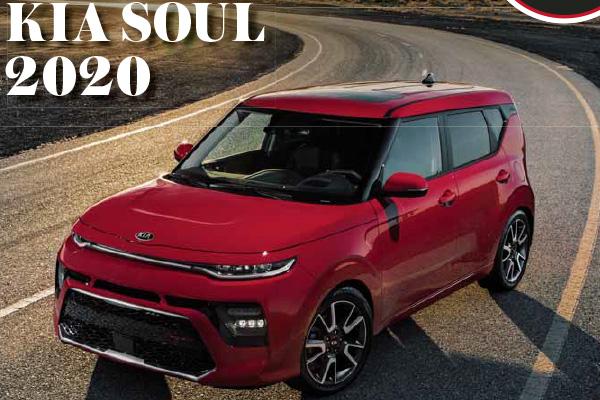 Kia Soul 2020 'Hecho con el corazón'