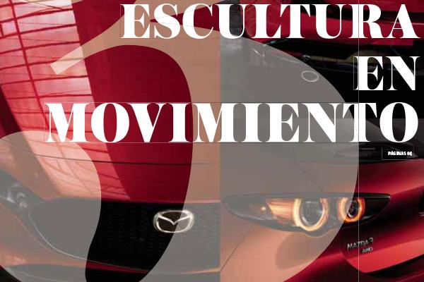 Mazda 'Escultura en Movimiento'
