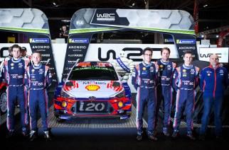 El Hyundai i20 Coupe WRC, listo para llevarse el Campeonato 2019