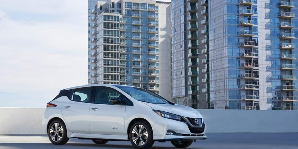 Nissan extiende autonomía eléctrica con LEAF e+