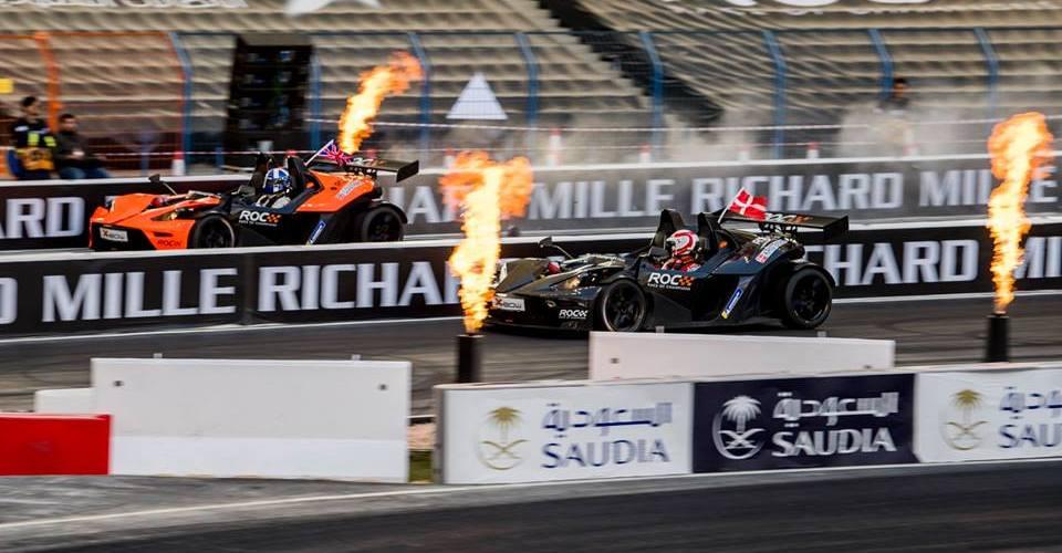 Gasly y Duval formarán el equipo francés para el Race Of Champions