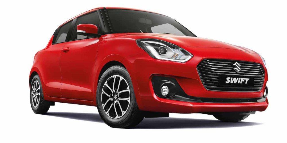 """Suzuki Swift, se lleva el Premio """"Auto del Año 2019"""" en India"""