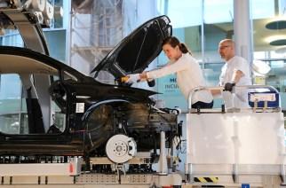 ¿Te imaginas ensamblar tu propio Volkswagen e-Golf?
