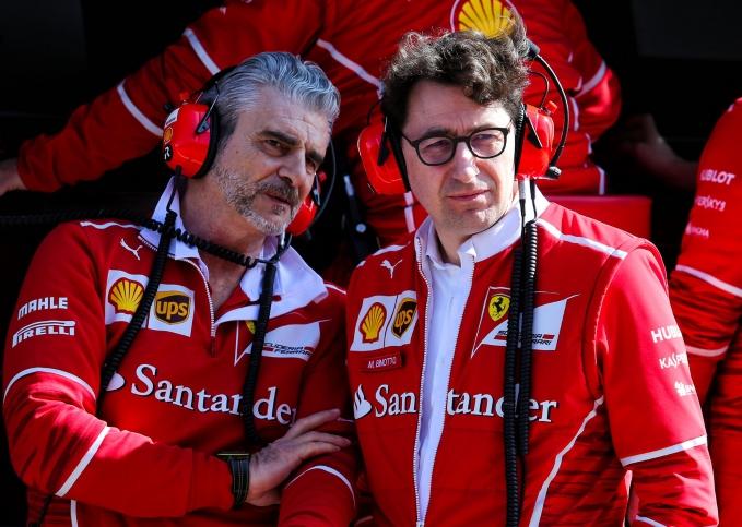 Binotto nuevo jefe de equipo de Ferrari