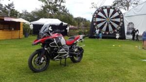 Todo listo para BMW Motorrad Days
