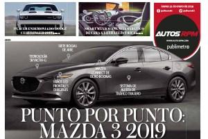 Punto por punto: Mazda 3 2019