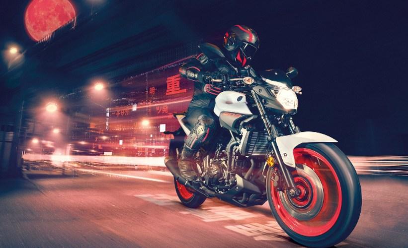 Yamaha MT-03, un nuevo camino en diseño japonés