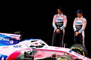 Racing Point presenta su nuevo monoplaza