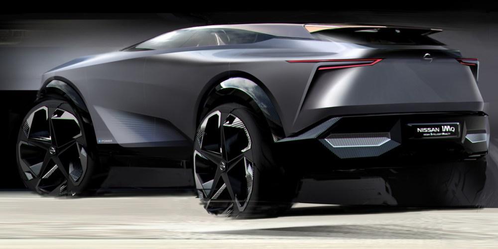 IMQ Concept, el crossover conceptual de Nissan
