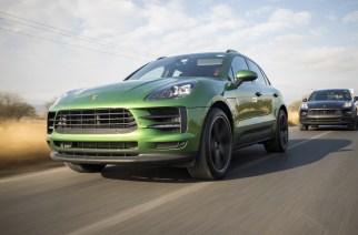 Porsche Macan S 2019, presentación en México