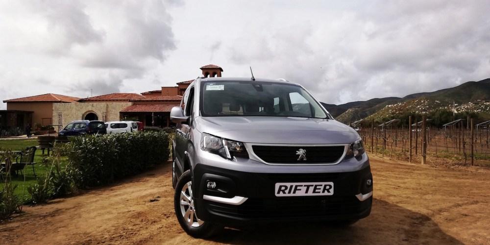 Nueva Peugeot Rifter a prueba: tú decides, ¡y Rifter te acompaña!