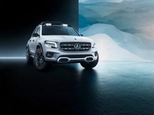 Mercedes-Benz Concept GLB, se suma a la lista
