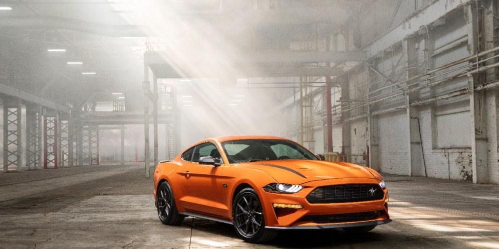 Tan joven y tan atractivo, 55 años del Ford Mustang