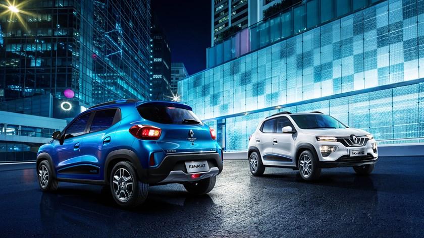 Renault CITY K-ZE, la nueva propuesta urbana eléctrica
