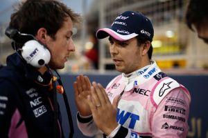 Sergio Pérez motivado por el milésimo GP de la Fórmula 1