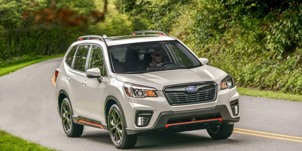 La nueva Subaru Forester 2020 a punto de llegar a México