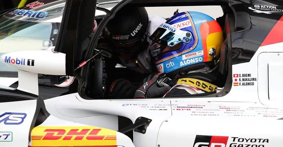 Alonso dejará el WEC después de las 24 Horas de Le Mans