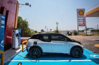 Ahora podrás cargar tu auto electrificado de la CDMX a San Luis Potosí en el Corredor eléctrico BMW