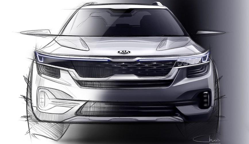 Se filtra imagen de la primera SUV pequeña de KIA