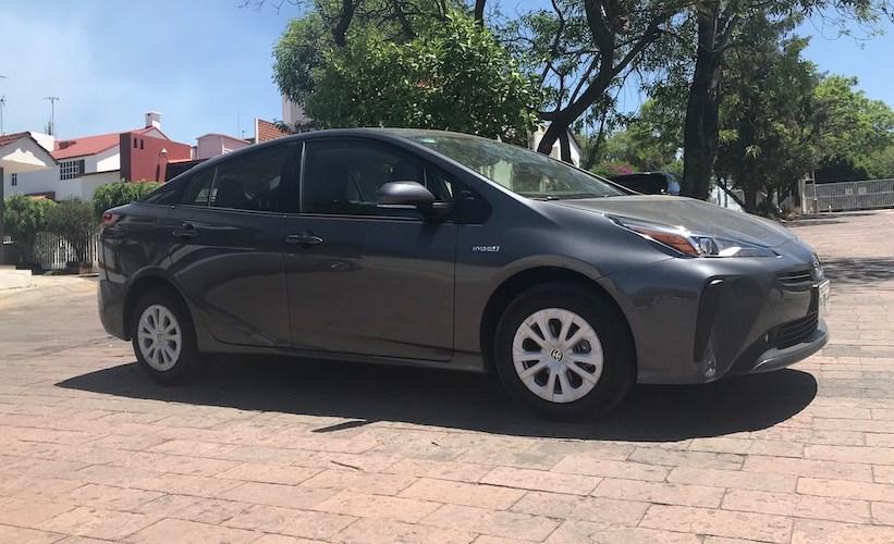 A prueba Prius 2019: nueva apariencia y mayor eficiencia