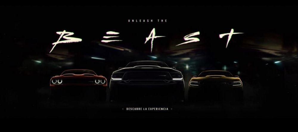 """El micrositio """"Unleash the Beast"""" de Dodge México se lleva un reconocimiento"""