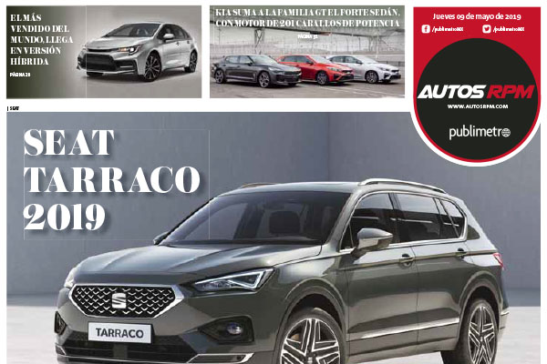 Seat Tarraco 2019 Family Size