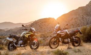 Motocicletas de aventura medianas, estas son las opciones