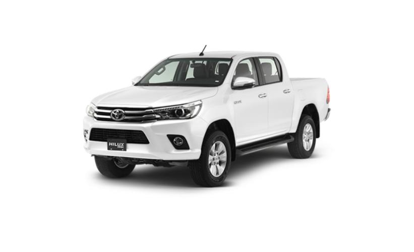 Toyota comercializa 7,245 unidades en abril
