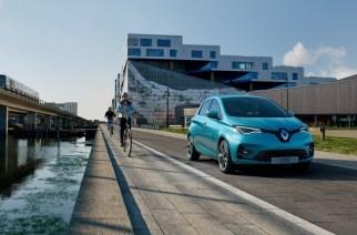 Nuevo Renault ZOE, los eléctricos cada día con más presencia