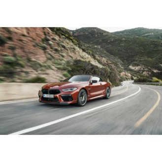 BMW M8 Coupe y BMW M8 Competition Coupe-lowRes