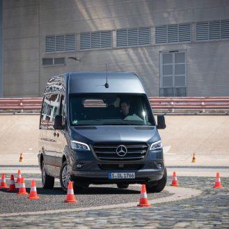Mercedes-Benz Sprinter Safety Workshop-Stuttgart 2019-11