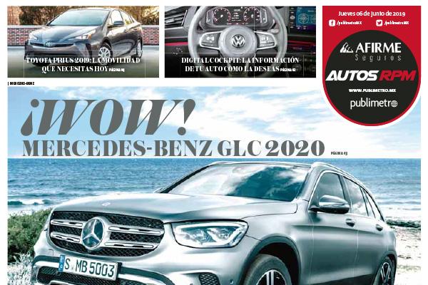 ¡Wow! Mercedes-Benz GLC 2020