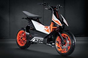 KTM y Bajaj se alían en motocicletas eléctricas