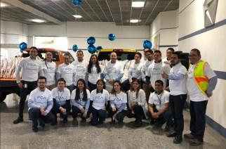 Fundación FCA dona 1,000 kits escolares  en Coahuila y en el Estado de México