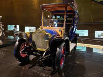 Museo Mercedes-Benz 2019-23