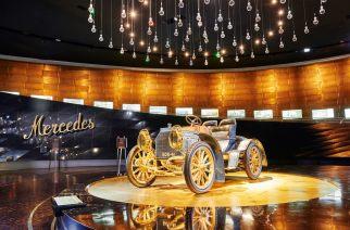 Museo Mercedes-Benz, nuestra visita y todos los detalles