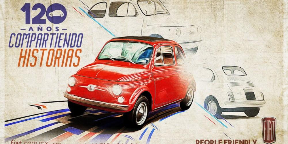FIAT 120 años, época con gloria: Los 70 y 80´s