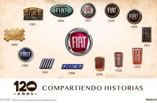 FIAT celebra 120 años de historia y éxitos plasmados en estos carteles