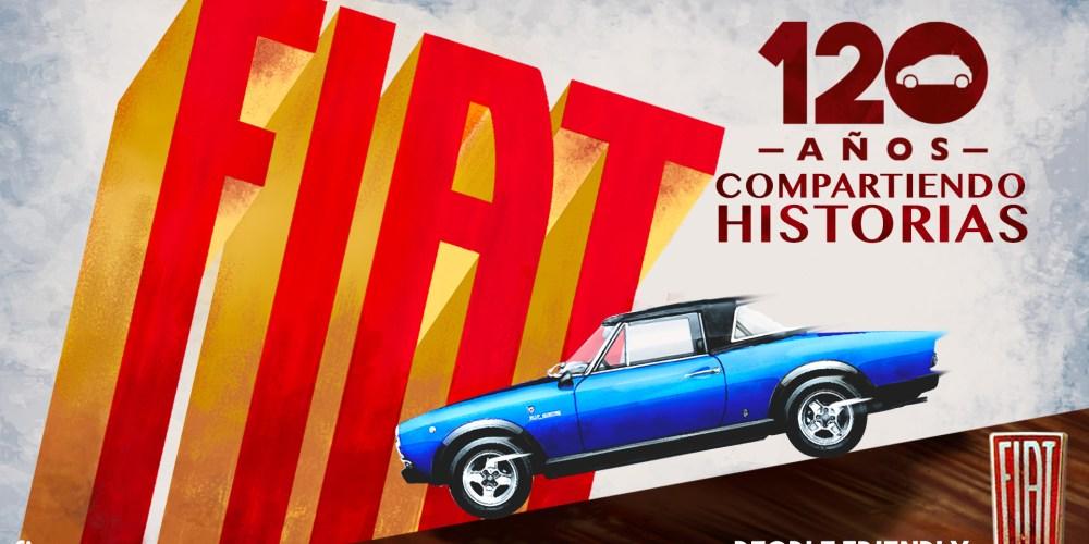 FIAT 120 años, época moderna