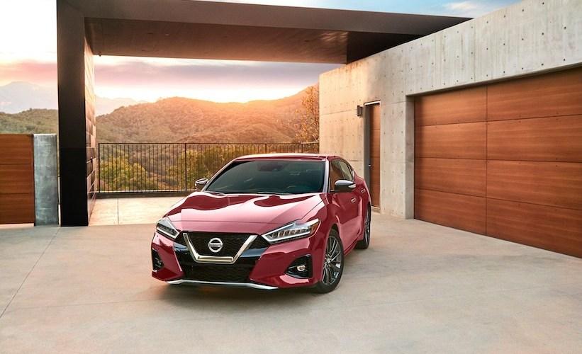 Nissan Maxima, reconocido por J.D Power en E.U.
