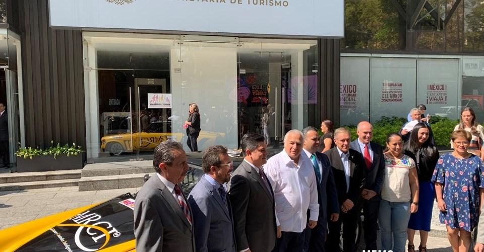 La Carrera Panamericana por México