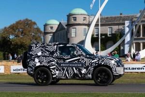Land Rover Defender, el 4×4 refinado se prepara para debutar