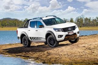 Nissan NP300 Frontier con ediciones más aventureras