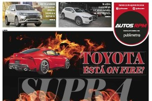 ¡Toyota está on fire!