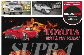 ¡Toyota está on fire!