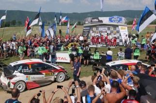 WRC Alemania Toyota Gazoo Racing