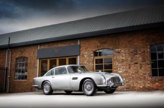 "Aston Martin listo para el ""Monterey Car Week"" en Pebble Beach"