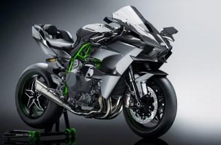 Kawasaki Supercargada y motocicletas con turbo