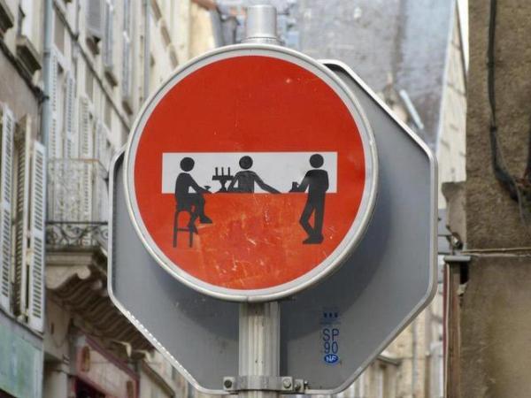 Clet-Abraham-Street-Art-Paris-France-Stop-Sign